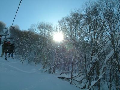中井俊治・スキー