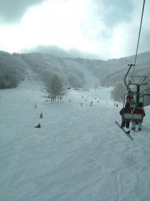 中井俊治スキー