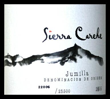 Sierra Carche2005