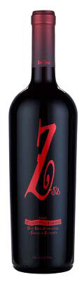2004 Z-52 Old Vineyard Zinfandel