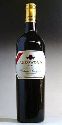 Arrowood Cabernet Sauvignon 1997