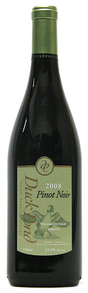 DUCK POND PINOT NOIR-2008