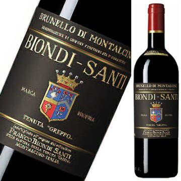 Brunello di Montalcino Riserva 2004 Biondi Santi
