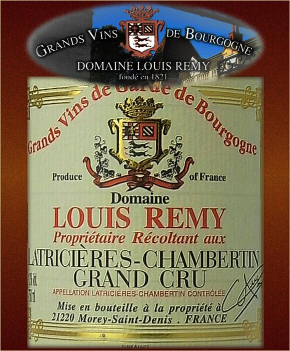 LOUIS REMY-headder
