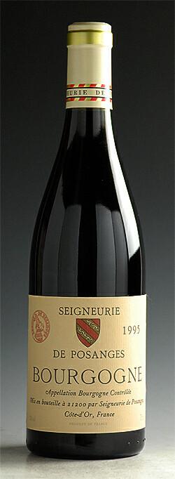 Remoissenet PeF Bourgogne Rouje de Posanges1995