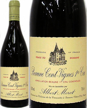 Albert Morot Beaune Cent-Vignes 1er-Cru