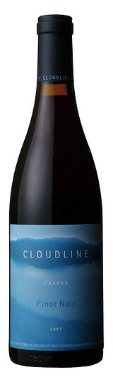 Cloudline Oregon Pinot Noir-2009