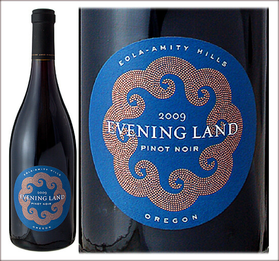 Evening Land Oregon Pinot Noir-BL