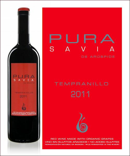 BODEGAS ARUSPIDE Pura-Savia-2011