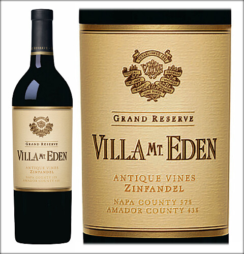Villa Mt-Eden Grand Reserve Zinfan-A-VINES-No1PIC
