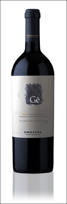 Emiliana Vineyards Ge