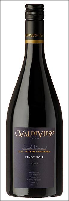 Vina Valdivieso Single Vineyard Cauquenes PN-R