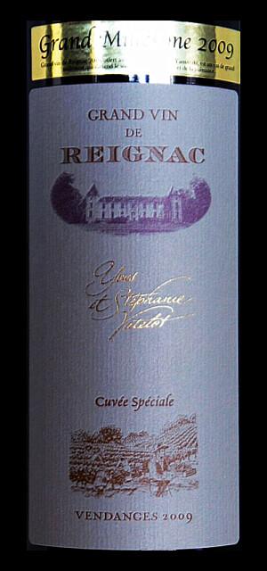 REIGNAC CUVEE SPECIAL ROUGE 2009