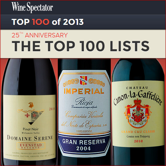Wine Spectator TOP100-headder