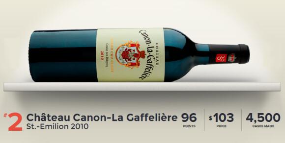 Chateau Canon-La Gaffeliere St-Emilion 2010-No2