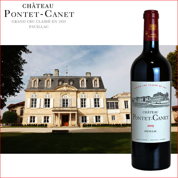 Chateau Pontet Canet-headder