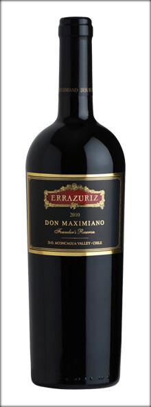 Errazuriz Don Maximiano Founder-s Reserve