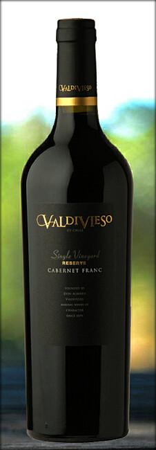 VALDIVIESO CABERNET FRANC SV-R