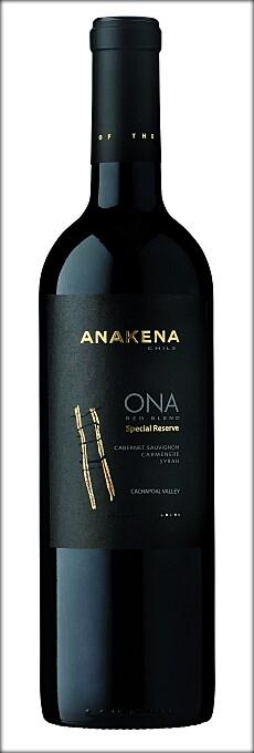 ANAKENA ONA Red Blend SR