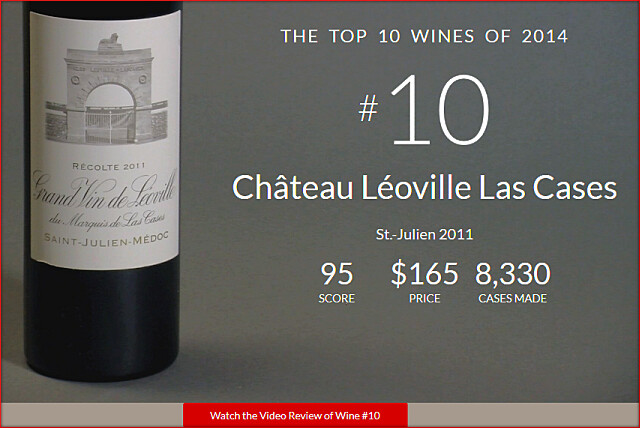 WS2014TOPNo10-Chateau Leoille Las Cases St-Julien 2011