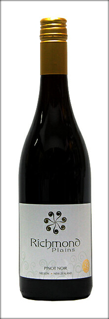 richmond plains pinot noir