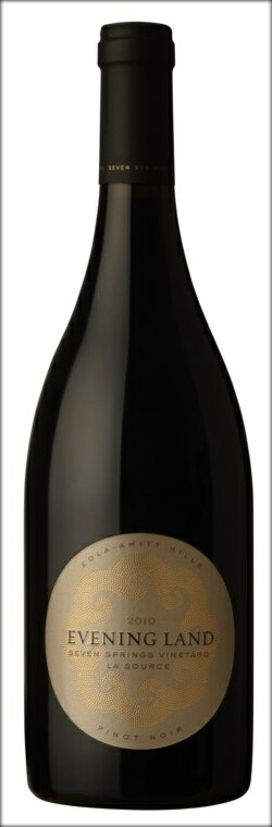 Evening Land Seven Springs Vineyard La Source Pinot Noir 2010