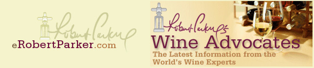The Wine Advocate Vintage Guide headder
