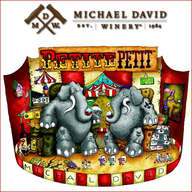 Michael David WINERY Petite Petit headder