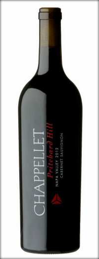 Chappellet Proprietary Red Pritchard Hill