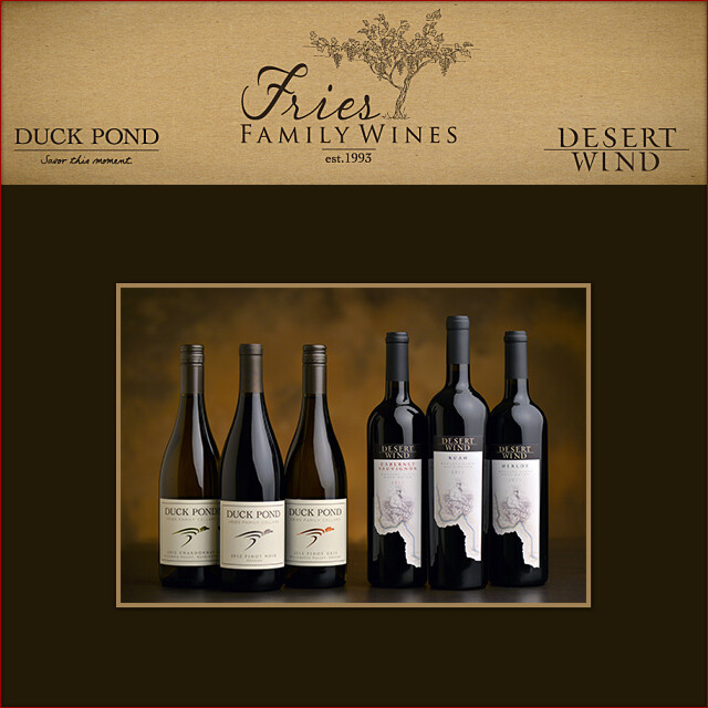 DUCK POND CELLARS headder