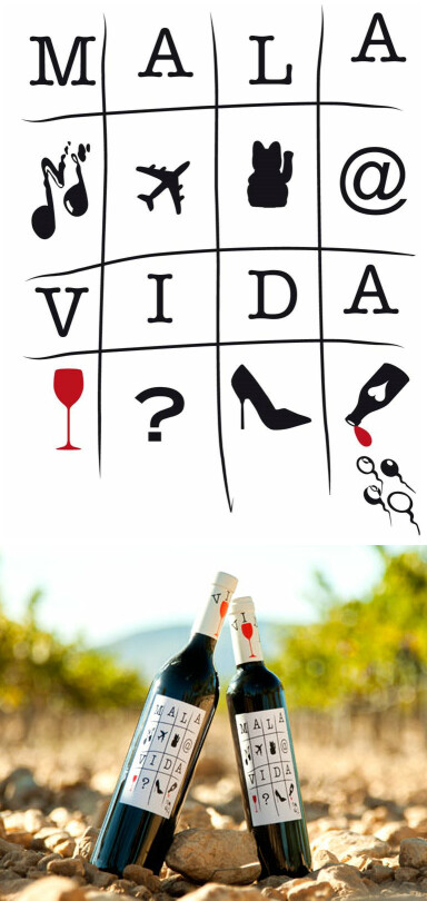 Mala-Vida-art-label