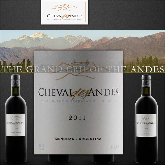 CHEVAL DES ANDES headder
