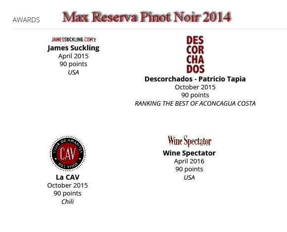 Max Reserva Pinot Noir 2014-awards.jpg