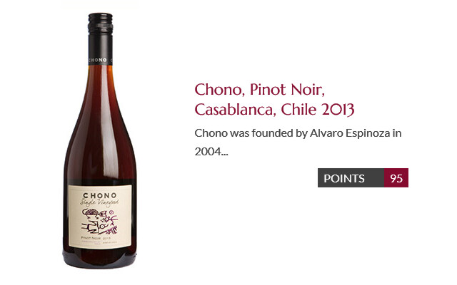 Chono Pinot Noir Casablanca 2013 DC95p.jpg