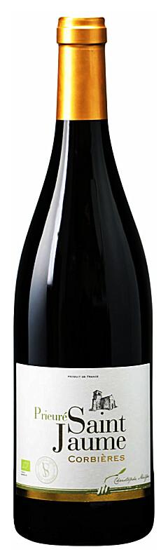 Prieure Saint Jaume Corbieres Select Vin Negly 2015.jpg