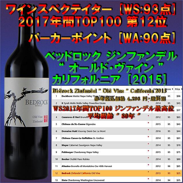 Bedrock Old Vine Zinfandel 2015.jpg