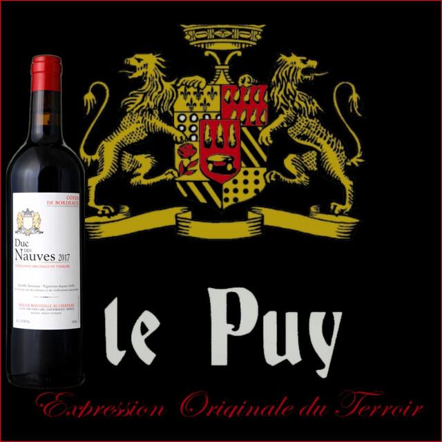 Le Puy Duc des Nauves 2017 hed
