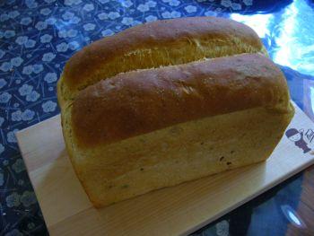 横二列パン