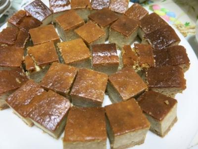 ポーランド風チーズケーキ