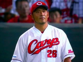穏やかなヒーロー まさに野球人生の極致
