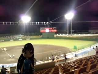 8月/県営大宮公園野球場