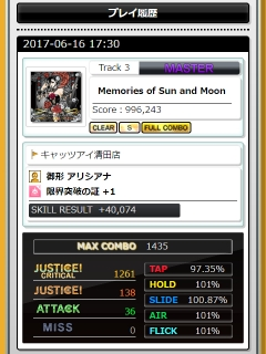 Memories of Sun and Moon