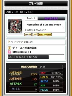 Memories of Sun and Moon