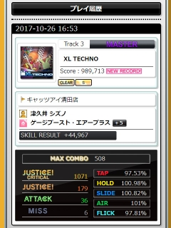 XL TECHNO