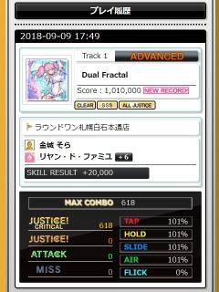Dual Fractal