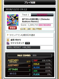 全ての人の魂の戦い(Daisuke Asakura Remix)