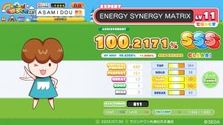 ENERGY SYNERGY MATRIX