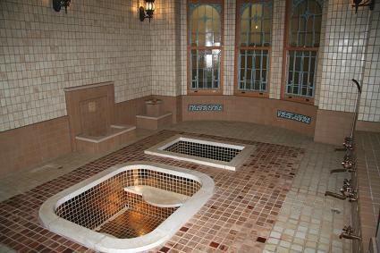 ローマ風浴室