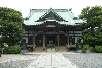 仏現寺本堂