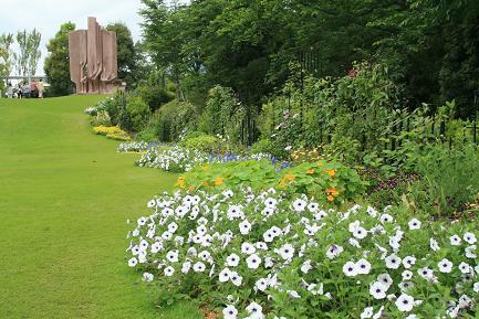クレマチスの丘 庭園